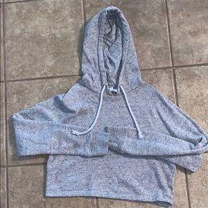 H&M Tops - H&M Cropped Hoodie